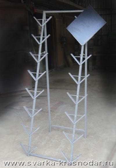 Экспозитор для керамической плитки