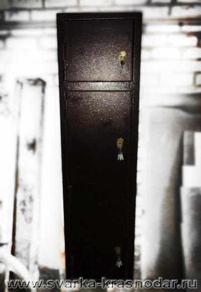 Оружейный шкаф (сейф)