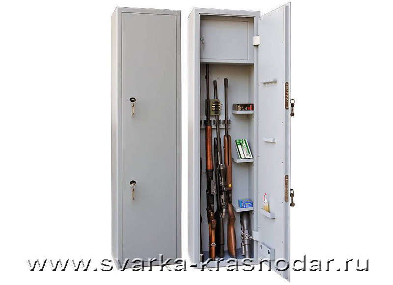 Оружейные шкафы (сейфы)