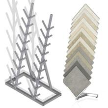 Стойки для керамической плитки (экспозиторы) на заказ в Краснодаре